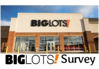 Big Lots! Customer Satisfaction Survey