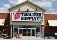Tractor Supply Customer Satisfaction Survey