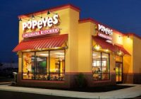 Popeyes Guest Satisfaction Survey
